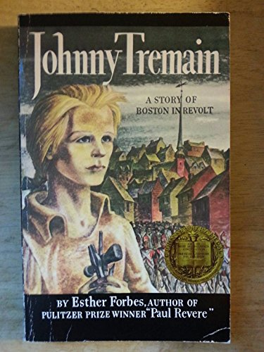 Johnny Tremain: A Story of Boston in: Forbes, Esther