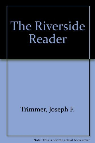 Riverside Reader: Joseph F Trimmer,