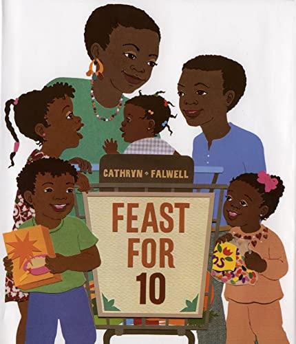 Feast for 10: Falwell, Cathryn