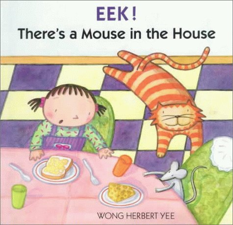 9780395623039: Eek! There's a Mouse in the House