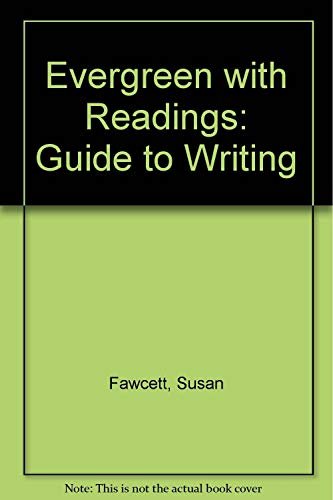 9780395623305: Evergreen: A Guide to Writing