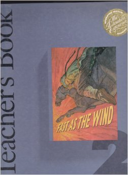 9780395625521: Fast as the Wind Teacher's Book Level 5 Volume I