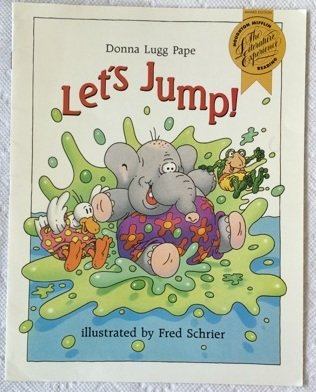 Let's Jump!: Houghton Mifflin Company