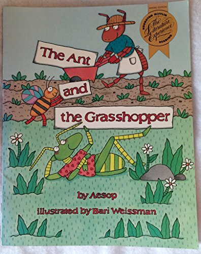 9780395625798: The Ant and the Grasshopper