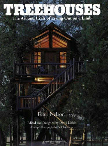 9780395629499: Treehouses: The Art and Craft of Living Out on a Limb