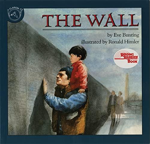 9780395629772: The Wall (Reading Rainbow Books)