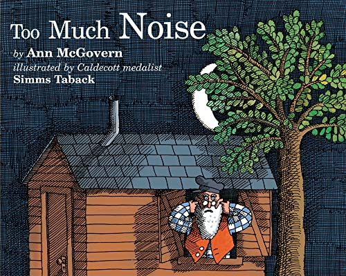 9780395629857: Too Much Noise (Sandpiper Books)