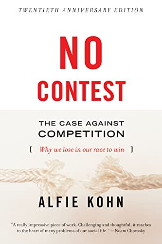 9780395631256: No Contest: The Case Against Competition