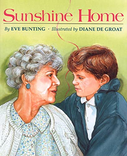 9780395633090: Sunshine Home
