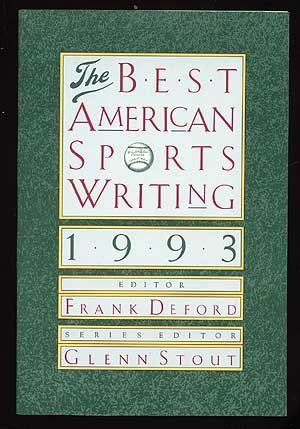 The Best American Sports Writing 1993