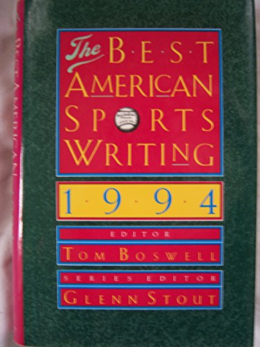 9780395633267: The Best American Sports Writing 1994