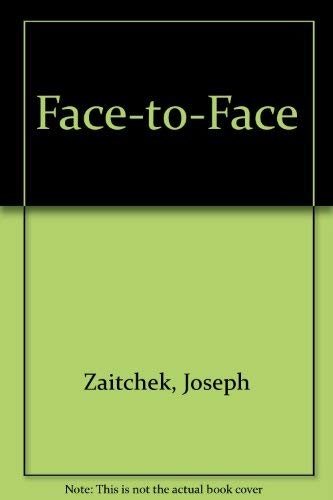 9780395636862: Face to Face: Readings on Confrontation and Accommodations in America