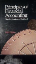 9780395638729: Principles of financial accounting