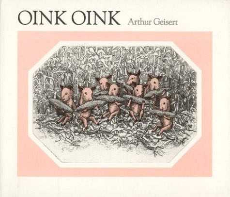 9780395640487: Oink Oink