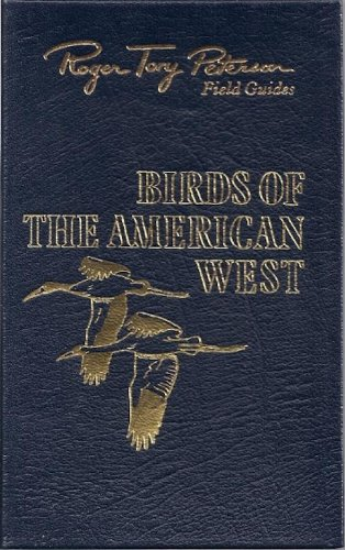 The Field Guide Art of Roger Tory Peterson Western Birds: Boxed Set, Eastern and Western Birds (...