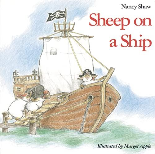 9780395643761: Sheep on a Ship (Sandpiper Houghton Mifflin Books)