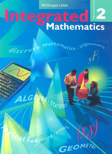 Integrated Mathematics, by Rubenstein, Book 2: Rheta Rubenstein, Timothy