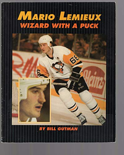 9780395645444: Mario LeMieux: Wizard with a Puck