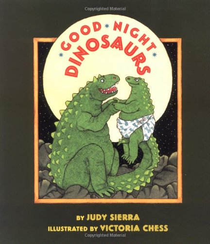 9780395650165: Good Night, Dinosaurs
