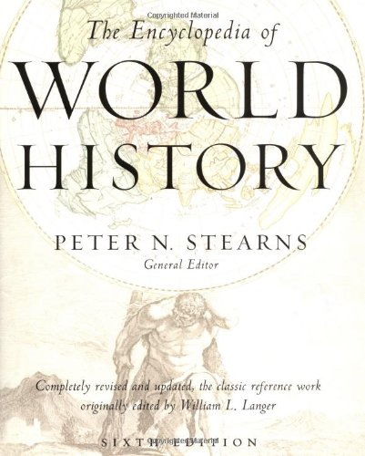 9780395652374: The Encyclopedia of World History
