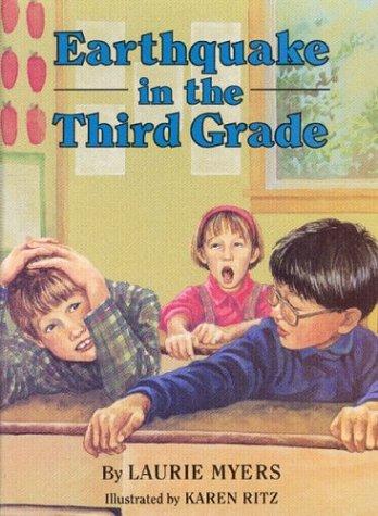 9780395653609: Earthquake in the Third Grade