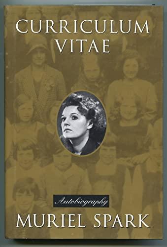 Curriculum Vitae, Autobiography: Spark, Muriel
