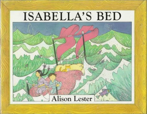9780395655658: Isabella's Bed