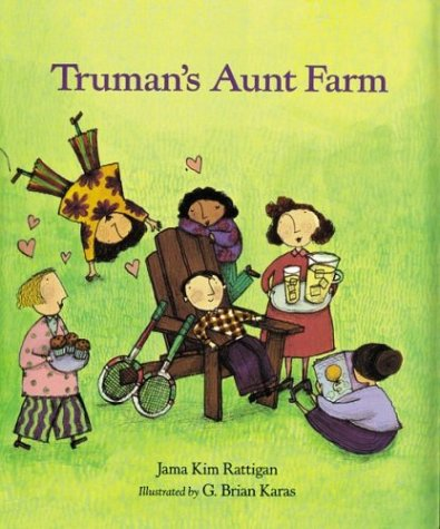 9780395656617: Truman's Aunt Farm