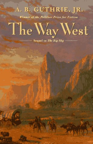 9780395656624: The Way West