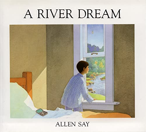 A River Dream: Say, Allen