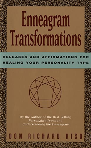 9780395657867: Enneagram Transformations: Releases and Affirmations for Healing Your Personality Type