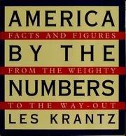 AMERICA BY THE NUMBERS PA: Krantz, Leslie