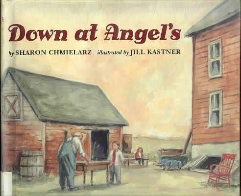 9780395659939: Down at Angel's