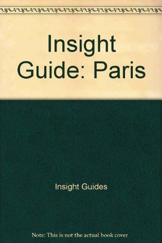 9780395661901: Insight Guide: Paris (Insight City Guide Paris)