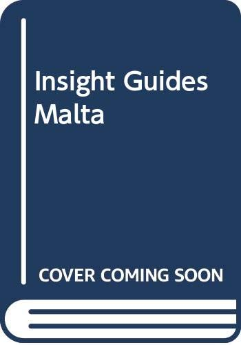 9780395662717: Insight Guides Malta