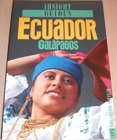 Insight Guides Ecuador: Hofer, Hans