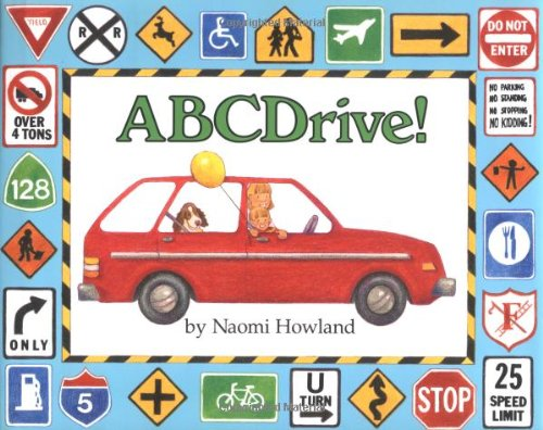 9780395664148: ABCDrive!: A Car Trip Alphabet