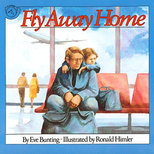9780395664155: Fly Away Home
