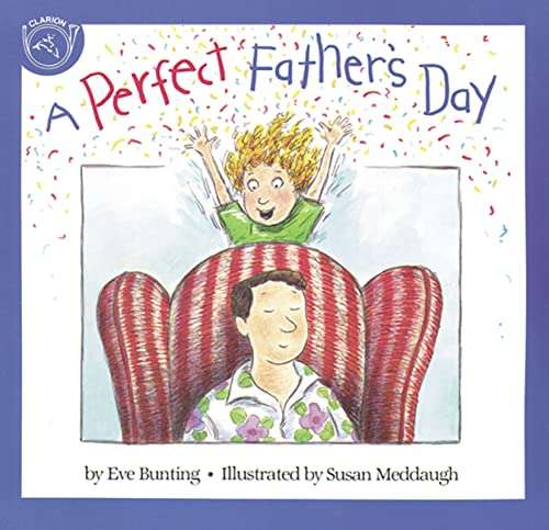 9780395664162: A Perfect Father's Day