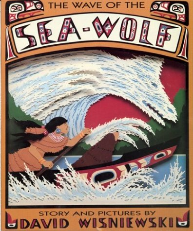 9780395664780: The Wave of the Sea-Wolf