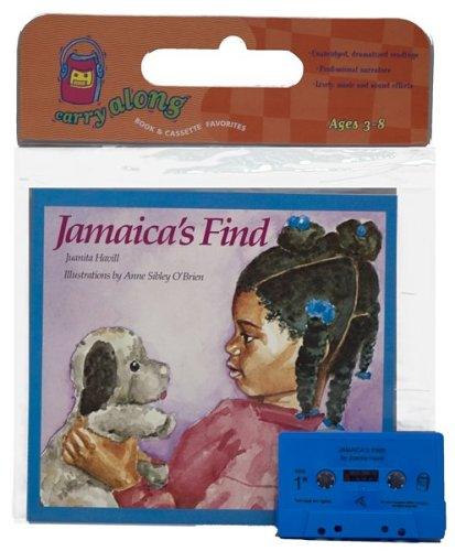 9780395664896: Jamaica's Find Book & Cassette (Carry Along Book & Cassette Favorites)