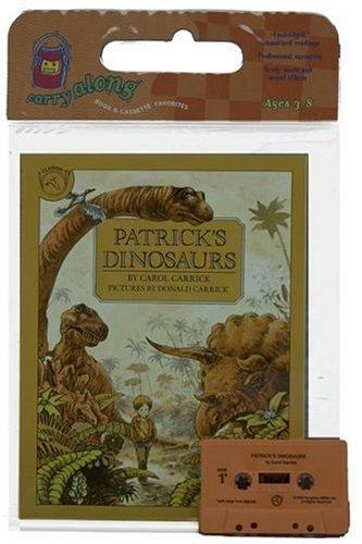 9780395664964: Patrick's Dinosaurs Book & Cassette