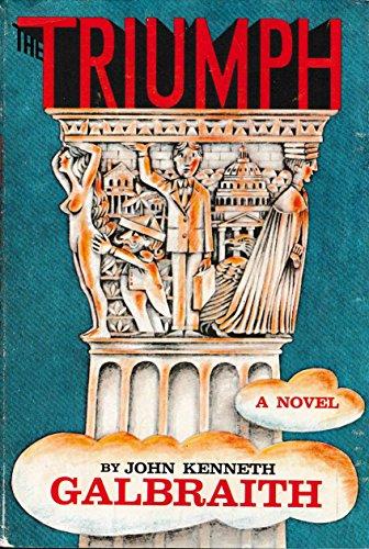 9780395665138: The Triumph: A Novel of Modern Diplomacy