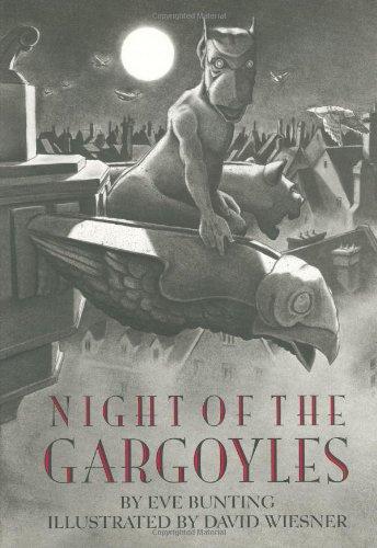 9780395665534: Night of the Gargoyles