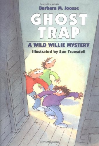 9780395665879: Ghost Trap (A Wild Willie Mystery)