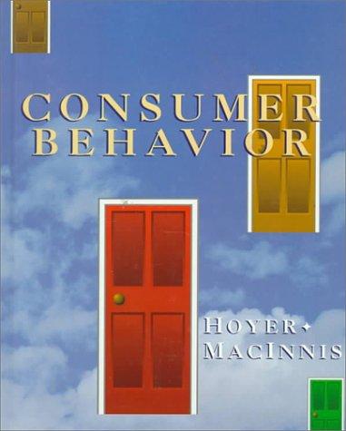 9780395665923: Consumer Behavior