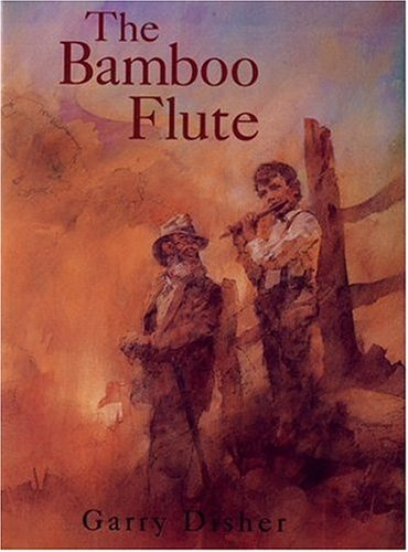 9780395665954: The Bamboo Flute