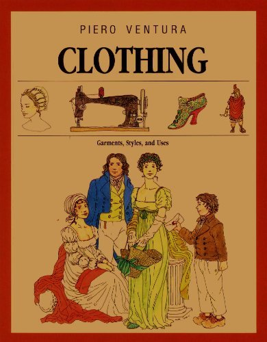 9780395667910: Clothing: Garments, Styles, and Uses