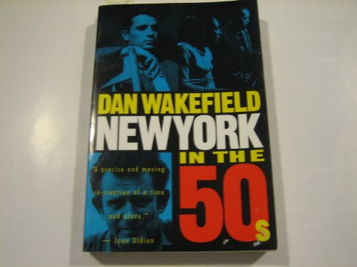 9780395669259: NEW YORK IN THE 50'S PA