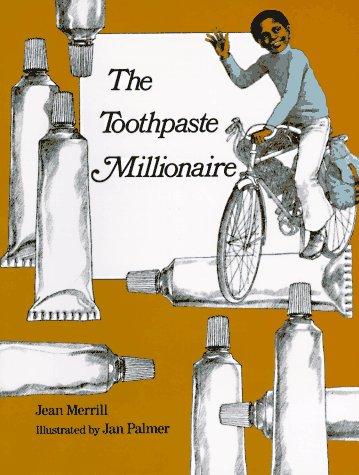 9780395669549: The Toothpaste Millionaire